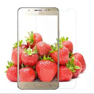9H screen protector/covered tempered glass samsung series