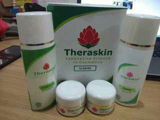 BC paket Theraskin glowing - paket box Theraskin - cream Theraskin BPOM