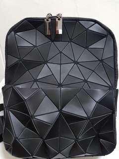 Brand new ladies backpack in black