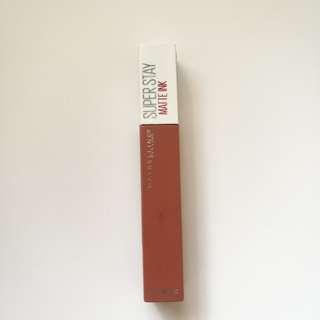Maybelline SuperStay Matte Ink (Amazonian)