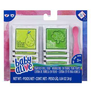 Baby Alive: Powdered Doll Food (0302BA)