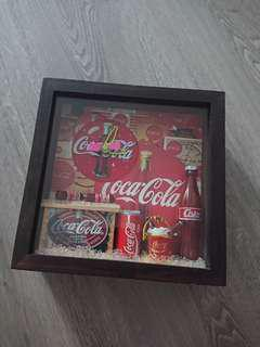 Cheapest! Coca Cola clock