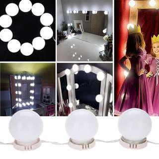 🚚 LED Vanity Mirror Light Kit