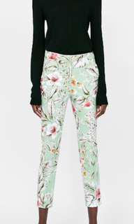 NEW Floral Chinos (from $59.9)