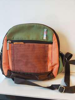 Gr8x small bag with padded changing mat
