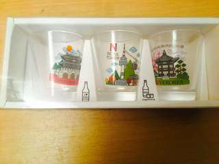 Korean Soju Glass Set