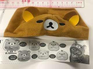 鬆弛熊寵物帽