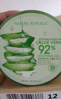 natural replubic aloevera
