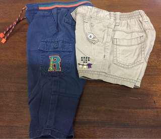 Mothercare and Baby Kiko Pants (Combo)