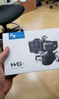 gimbal feiyu wg2 waterproof action cam