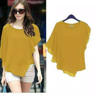 Candy layer blouse