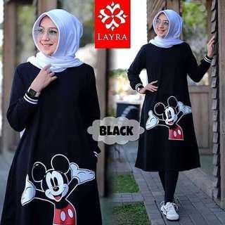 Baju atasan muslimah/tunik