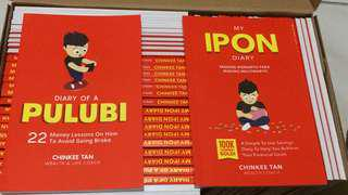 Diary of a Pulubi and My Ipon Diary Bundle Pack