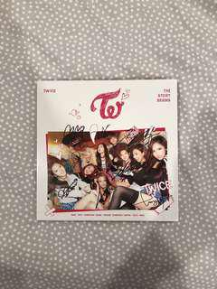 TWICE: THE STORY BEGINS ALBUM
