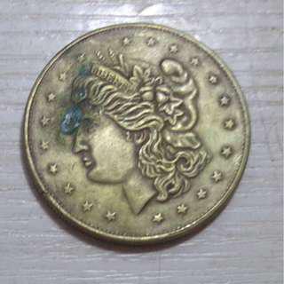 USA MORGAN DOLLAR (REPLICA)
