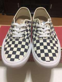 Vans pro authentic checkboard