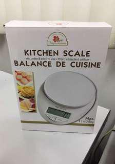 Digital / Electronic Kitchen Scale