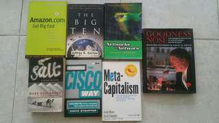 Non fiction for sell