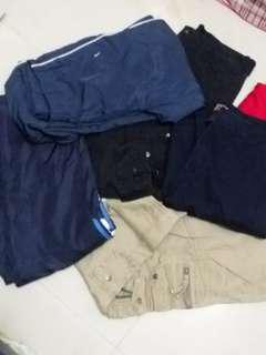 6pcs pants