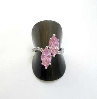 Sold// Womens Love Stone Ring