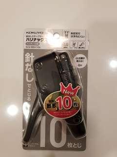 🚚 kokuyo無針訂書機,業界最高10張(非淘寶貨)