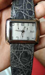 D&G Dolce & Gabbana Time Watch