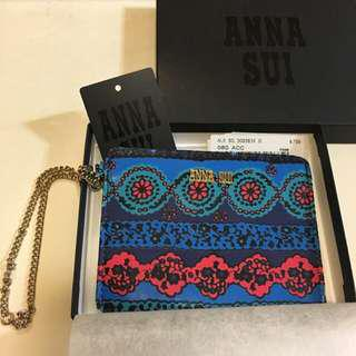 Anna Sui Card Holder