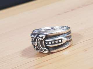 Chrome Hearts Dagger Ring (10.5-11)