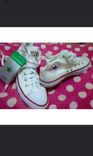 Brand New HighCut Converse for Women Size 37 Replica