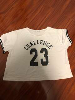 Valley Girl Sporty Top ⭐️