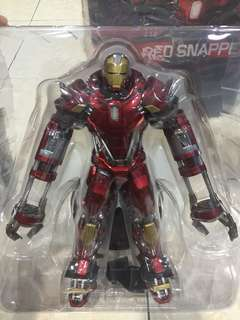 Iron man Red Snapper