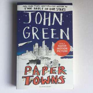 Papertowns - John Green