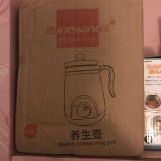 Health Preserving Pot
