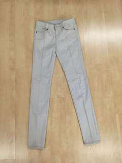 Uniqlo Grey Skinny Jeans