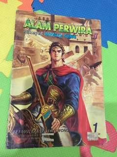AP2 Hikayat Maharaja Win vol. 1