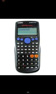 FX-82ex PLUS casio calcu lator original