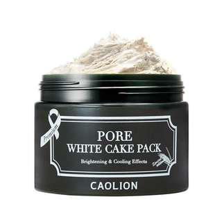 Caolion Where is Pore? White Cake Pack