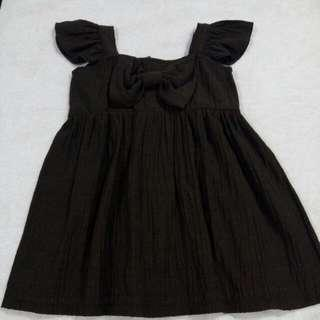 Babies Wear - Dress With Bow