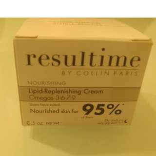 Resultime - Lipid-Replenishing Cream 滋養柔肌面霜