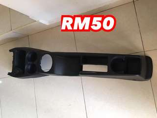 Handbrake&gear console panel honda jazz gd