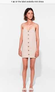 Sir The Label Arabella Mini Dress