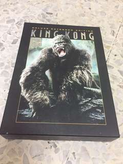 King Kong - Deluxe Extended Edition DVD Set