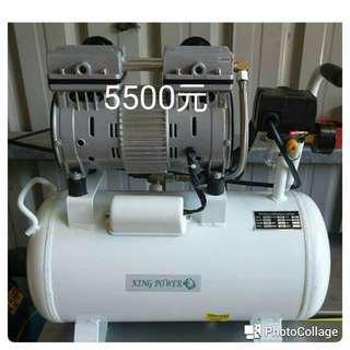 無油式靜音 空壓機 2HP 25L