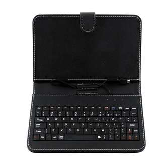 7 Inch Tablet Cover / Case with Keyboard