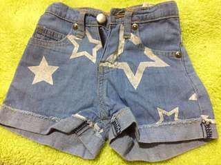 REPRICE‼️ 100- Denim shorts