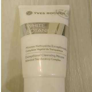 Yves Rocher White Botanical Youth Clean Mousse 125ml  植萃美白賦活潔面泡 125ml
