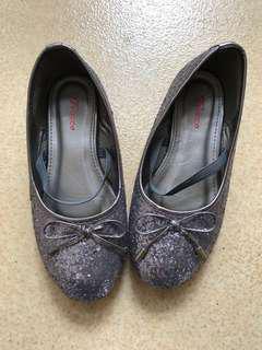 Tracce blingbling glitter shoes sepatu preloved