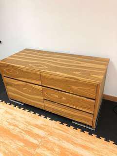 木櫃 五桶矮櫃
