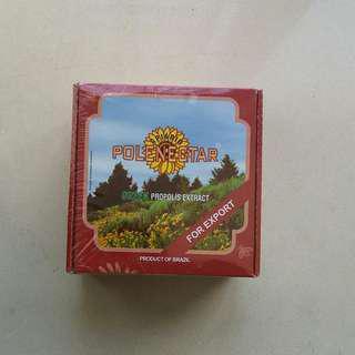 巴西Propolis Extract Polenectar Wax Free 60 Green無蠟蜂膠