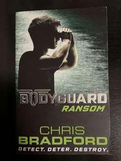Bodyguard ransom by chris Bradford